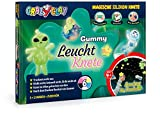 CrazyClay Gummy Leucht-Set Backknete
