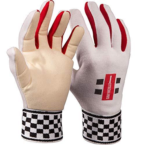 Gray-Nicolls GN WK Gepolsterter Chamois Innen Palm Handschuhe