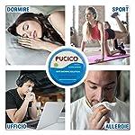 Pucico-Dilatatore-Nasale-per-Diminuire-il-Russare-Antirussamento-Naso-Clip-Rimedi-per-Apnea-NotturnaMal-di-Testa-Dispositivo-Anti-Russamento-Dormirelax-Respira-Meglio-Kit-Adulti-da-Viaggio-e-Lavoro