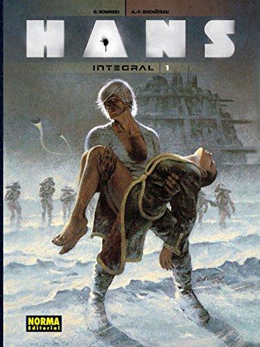 Hans 1. Edición integral (Comic Europeo (norma))