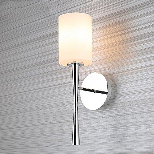 YU-K E27 creative minimaliste moderne lampe murale lampe de chevet en fer marron clair escalier hors de la route source optique LED corridor de lumière