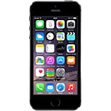 Apple iPhone 5S Smartphone (4 Zoll (10,2 cm) Touch-Display, 32 GB Speicher, iOS 7) spacegrau