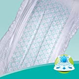 Pampers Baby-Dry Size 5, 144 Nappies, 11-16 kg, Air Channels for Breathable Dryness Overnight, Monthly Pack Bild 4