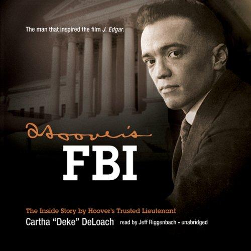 Hoover's FBI  Audiolibri
