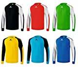 Erima York Handball Torwart Pullover Schwarz Rot Grün Blau Gelb
