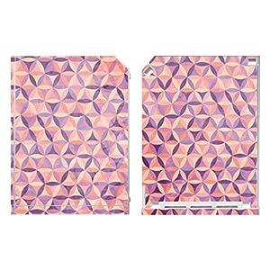 Disagu SF-sdi-3482_1224 Design Schutzfolie für Nintendo Wii stehend Motiv Buntes Muster 01″ klar