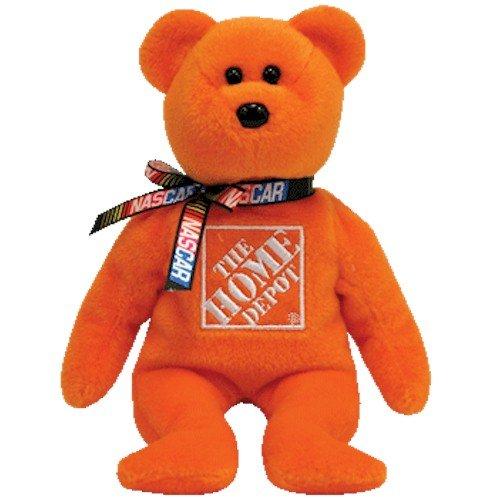 c33c5382f98 Ty NASCAR Tony Stewart   20 - Bear by Beanie Babies by Beanie Babies