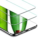 ESR 2-Pack iPhone X Screen Protector, [E...