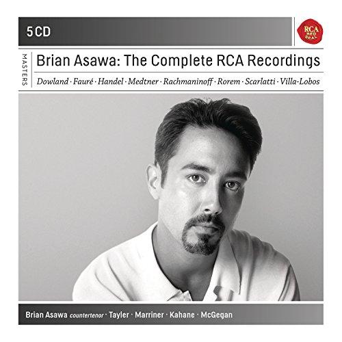 Brian Asawa - the Complete Rca Recordings