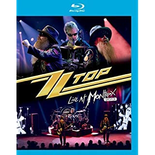 Live at Montreux 2013 [Blu-ray] by Eagle Vision Usa by ZZ Top