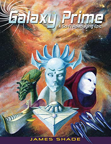 Galaxy Prime - A Scifi Roleplaying Epic