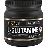 Poudre de L-Glutamine, AjiPure, sans gluten - California Gold Nutrition