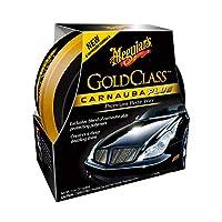 Meguiar's Gold Class Carnauba Plus Paste Car Wax - 311 g