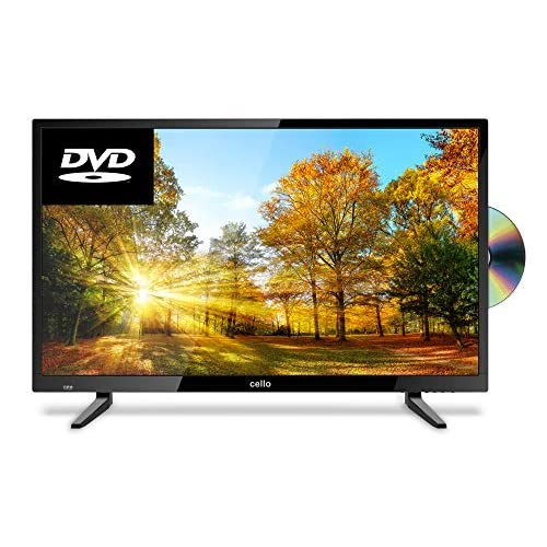51lIA2ghI%2BL. SS500  - Cello C3220F 32-inch Widescreen HD Ready LED DVD Combi with Freeview - Black