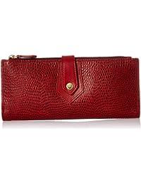 Hidesign Women's Wallet (Marsala)