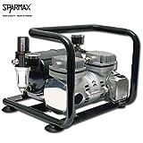 Sparmax AC-500 Airbrush Kompressor mit Tank