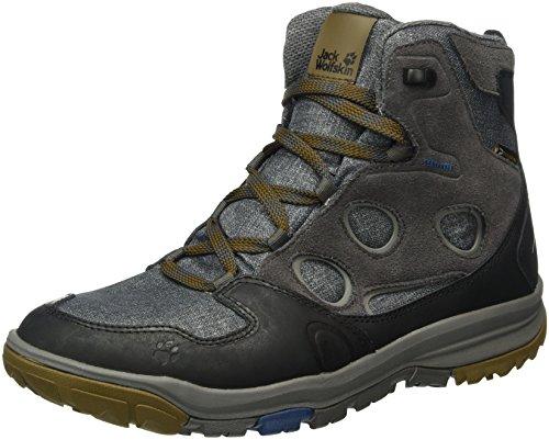 Jack Wolfskin Herren Vancouver Texapore Mid M Trekking-& Wanderstiefel, Grau (Dark Sky 1165), 43 EU
