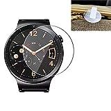 hahuha  1-Pack gehärtetes Glas Displayschutzfolie für Samsung Galaxy Watch 42mm