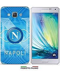 Idea Regalo - Cover Napoli per Samsung Galaxy Serie S2 S3 S4 S5 S6 S7 S8 A3 A5 A7 J3 J5 Mini Edge Core Prime Neo Plus Grand E5 E7 per SPECIFICARE Il Modello Desiderato Inviare Un Messaggio al Venditore