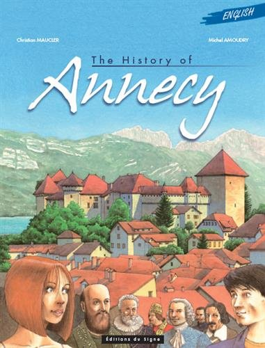 The History of Annecy