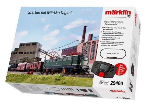 Märklin 29400 Digital-Startpack.Güterverkehr, Modelleisenbahnset