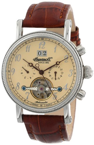Ingersoll Herren-Armbanduhr Analog IN1800CR