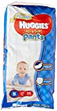 #3: Huggies Ultra Soft Small Size Premium Diapers Pants for Boys (36 Counts)