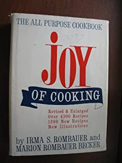 Joy of Cooking (0672518317) | Amazon price tracker / tracking, Amazon price history charts, Amazon price watches, Amazon price drop alerts