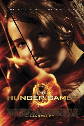 Movies Posters: The Hunger Games - Aim - 91.5x61cm
