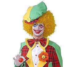 Idea Regalo - Fiestas Guirca GUI16514, fiore a spruzzo da clown, 13cm