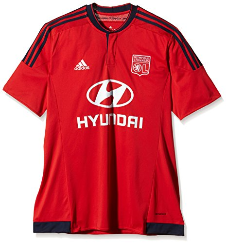 Adidas maillot pour homme olympique lyon away replica