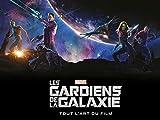 Marvel - Les Gardiens de la galaxie, Tout l'art du film