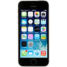 Apple iPhone 5S Smartphone Libre 16/32/64GB (16GB, Space Grey) - Gris