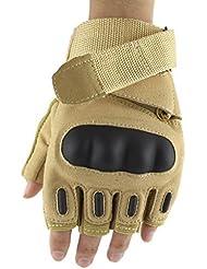 Smile YKK Entrenamiento Guantes de ciclismo guantes de deportes al aire libre antideslizante guantes de entrenamiento
