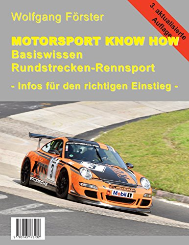 Basiswissen Rundstrecken-Rennsport: Motorsport Know How (German Edition)