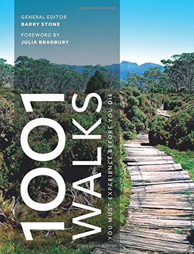 1001 Walks: You must experience before you die por Barry Stone