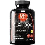 Deluxe Nutrition CLA 1000mg Softgels - 180 Softgel Tub
