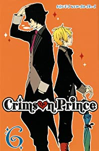 Crimson Prince Edition simple Tome 6