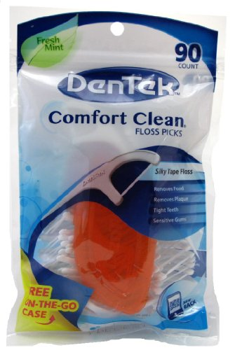 dentek-floss-picks-comfort-clean-fresh-mint-90s-zahnseide