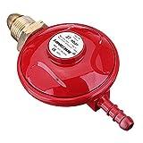 Propane Gas Regulator, GOCHANGE 37mbar Propane LPG Gas Regulator / 8mm Gas nozzle For Caravan Camper BBQ