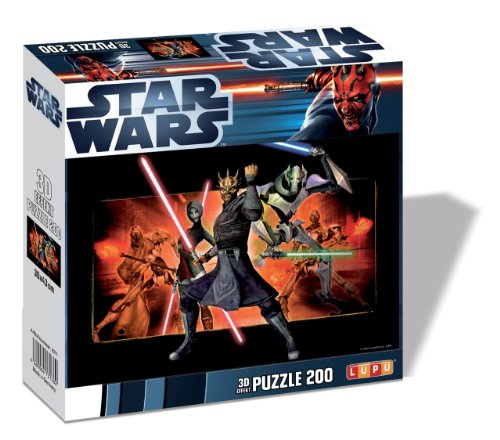 Lupu Star Wars Die Bösen. Puzzle