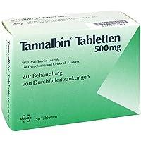 Tannalbin 50 stk preisvergleich bei billige-tabletten.eu