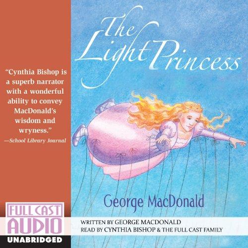 The Light Princess  Audiolibri