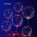 IvyLife Kit de 6pcs Ballons LED ...