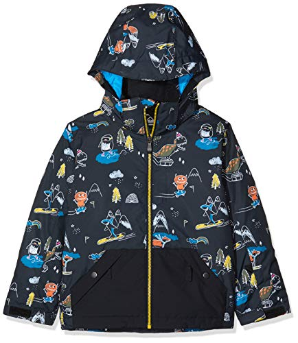 Quiksilver Little Mission-Chaqueta Nieve Chicos 2-7