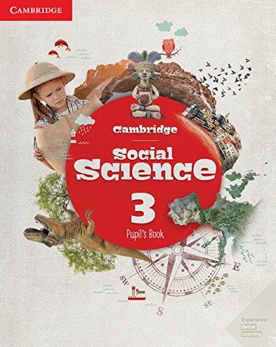 Cambridge Social Science Level 3 Pupil's Book (Social Science Primary) por Cambridge University Press
