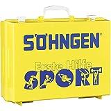 SÖHNGEN® Erste-Hilfe-Koffer Multisport, DIN 13157, mit Wandhalterung, mit PRÜFPLAKETTE