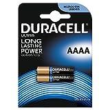 #1: Duracell Ultra Alkaline AAAA Batteries, 2 Count
