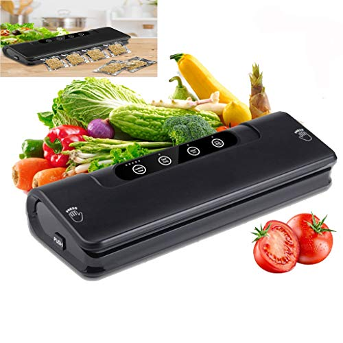 Lijuezl vacuum sealer asciutto & modalità umide per la conservazione degli alimenti-plus 15pcs sealer saver borse