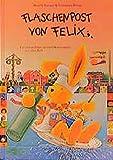 Flaschenpost von Felix: Ein kleiner Hase sammelt Kochrezepte aus aller Welt. Ab 6 Jahren